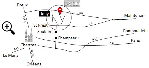 Précision Mécanique Jovienne (PMJ) à coté de Chartres, Dreux, Orléans, Paris, Le Mans